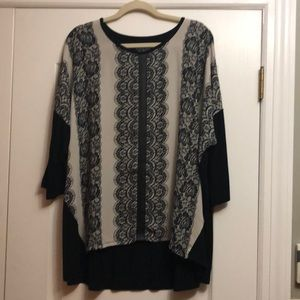 Size 3 Chicos Blouse